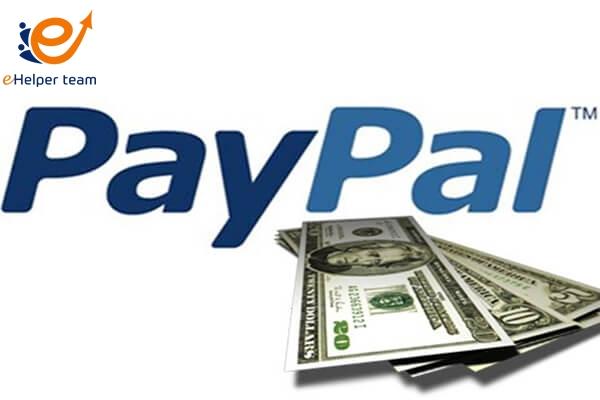 تلقى الأموال من PayPal
