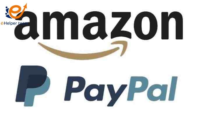 شراء بطاقات هدايا أمازون باستخدام باي بال