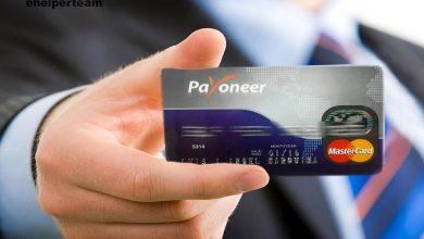 بطاقة بنك بايونير