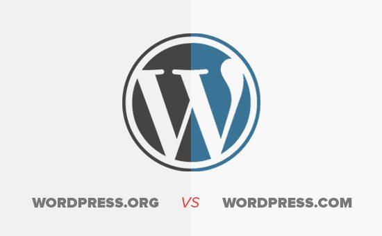 WordPress org و WordPress com