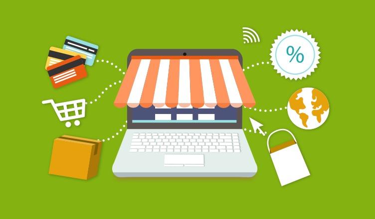 أنواع التجارة الإلكترونية