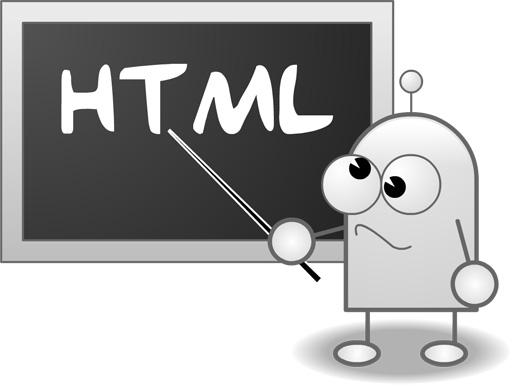 لغة HTML أوامر إضافة القوائم
