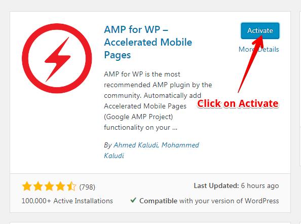 AMP ماهو