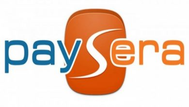 صورة كيفية فتح حساب في بنك بايسيرا Paysera خطوة بخطوة