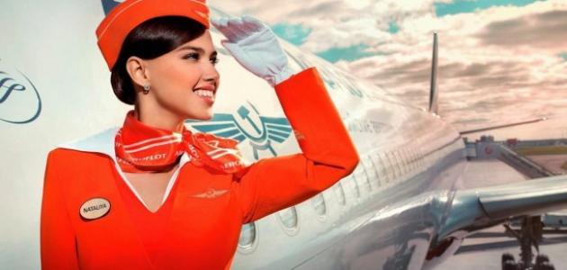 مهام مضيفات الطيران