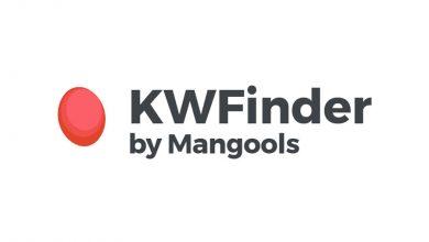 أداة KWFinder أفضل أداة لاستخراج الكلمات المفتاحية