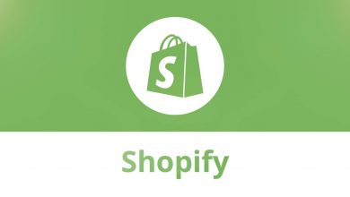 انشاء متجر شوبيفاي