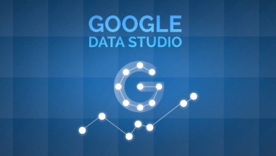 خطوات استخدام Google Data Studio