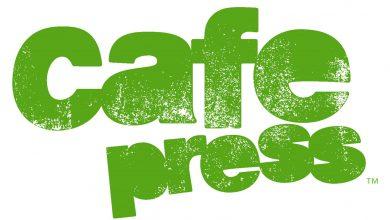 صورة موقع CafePress خيار مذهل للربح من تصميم التيشرتات