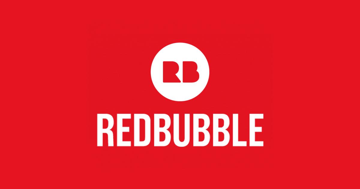 موقع Redbubble