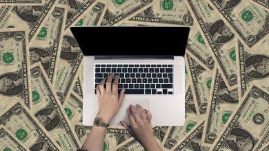 شركات الربح من الانترنت