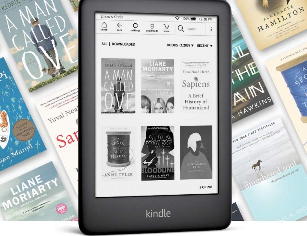 موقع Amazon Kindle Direct Publishing