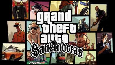 صورة أفضل مواقع تحميل لعبة جاتا سان اندرس GTA SAN ANDREAS